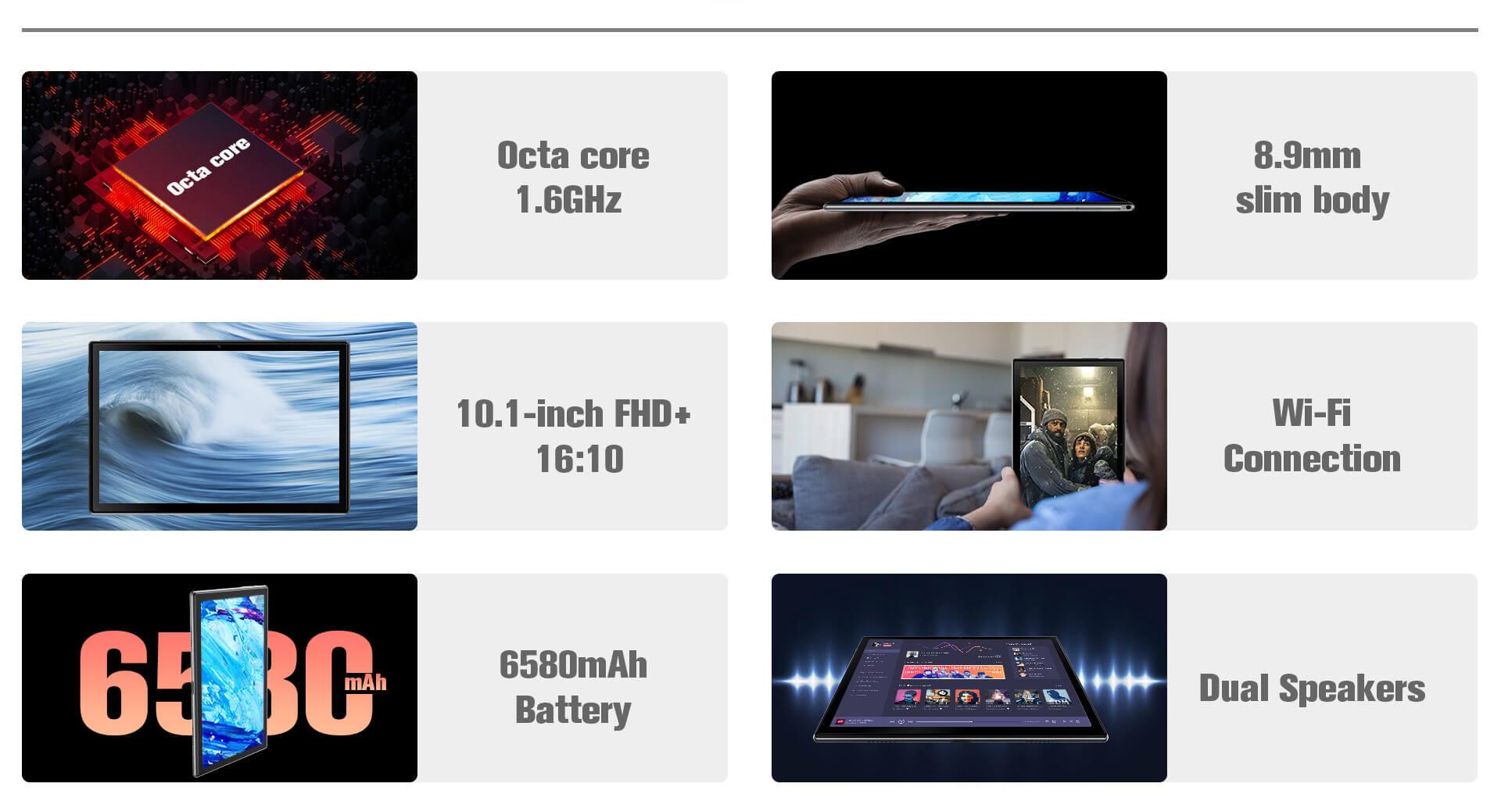 Blackview Tab8E Tablet PC