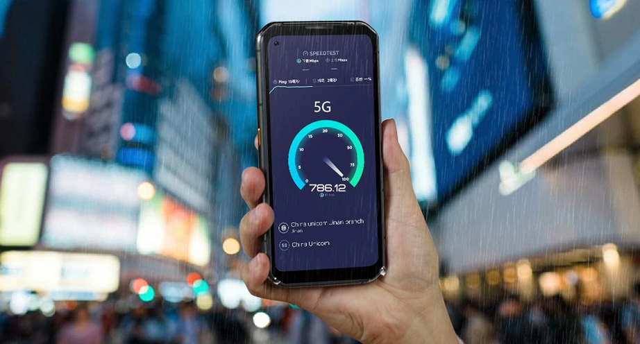 November, Blackview & INDIEGOGO launch the world's first 5G Ruggedized Phone