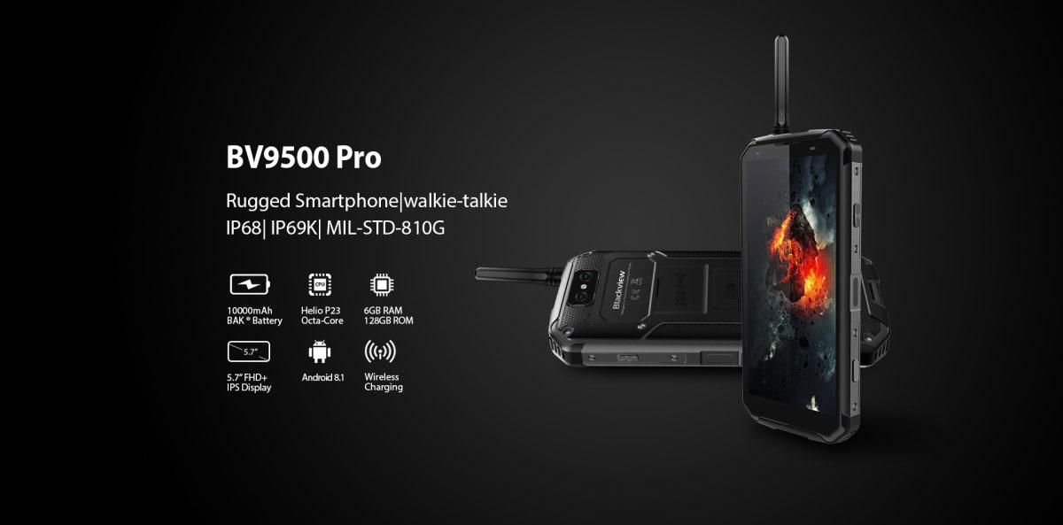 Blackview BV9500 Pro