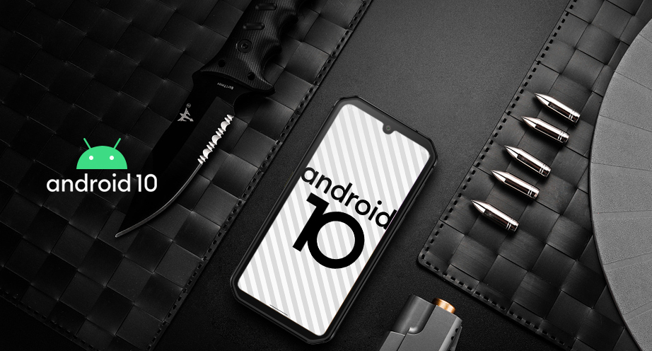 BV9900 Pro Update to Android 10