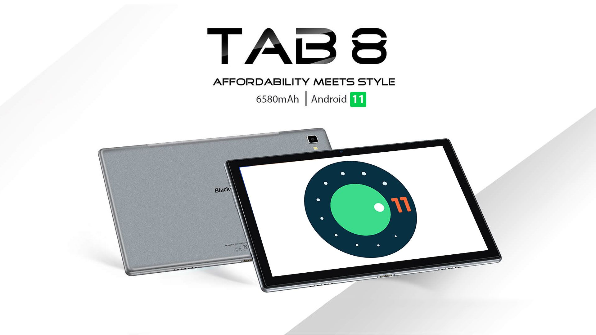 Blackview Tab 8 has Upgraded to Android 11 Now